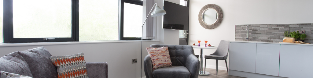 Luxurious suites are available at 7Zero1 in Milton Keynes