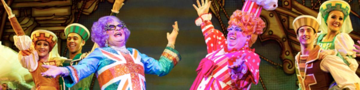Cotels - Pantomimes in Northampton