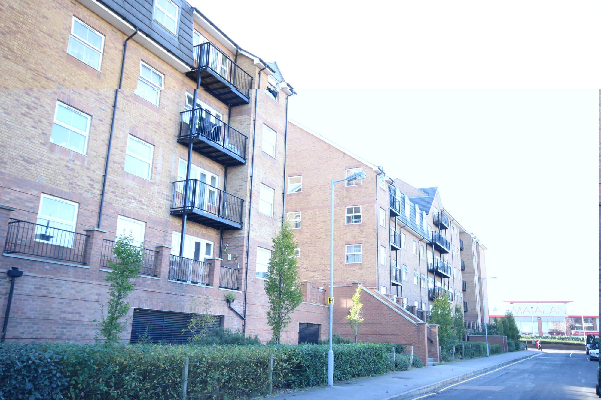 Serviced Apartments Luton  Bedfordshire