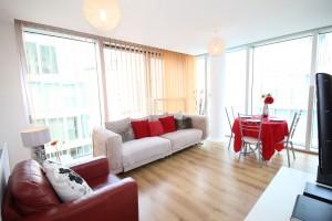 serviced apartment Milton Keynes 2 bedroom