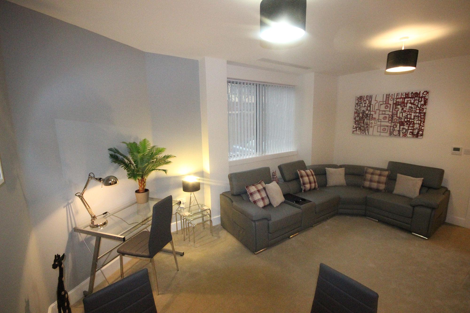 Charter House U2013 2 Bedroom Executive Apartment