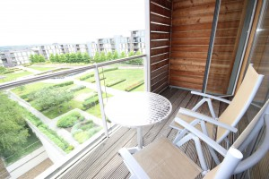 Vizion Penthouse serviced apartment in Milton Keynes