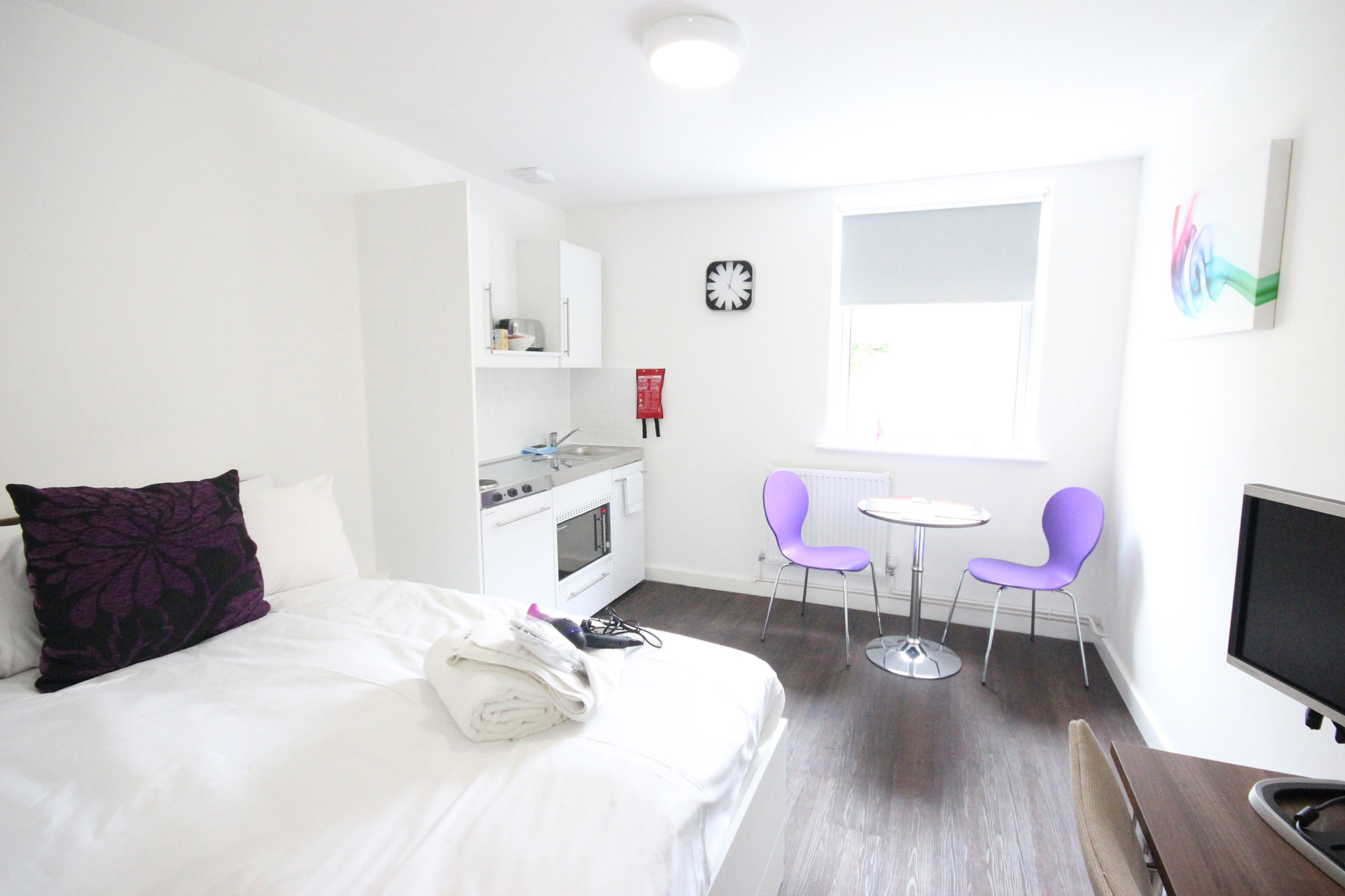 1 bedroom efficiency apartments studio apartment at park house in luton 13912