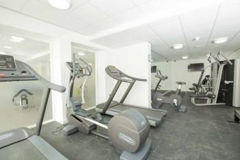 Luton Apart Hotel Fitness room