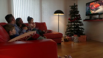 Christmas in a Cotels serviced apartment