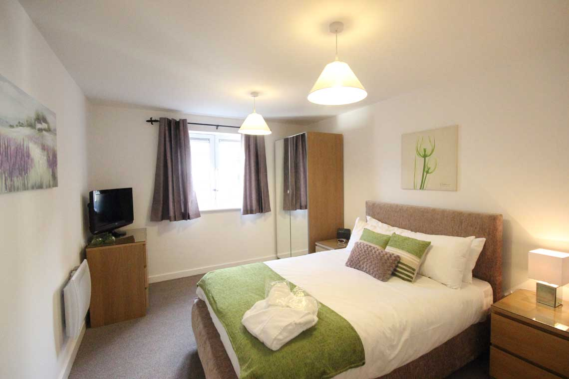 Centro 1 Bedroom Executive Apartment in Northampton