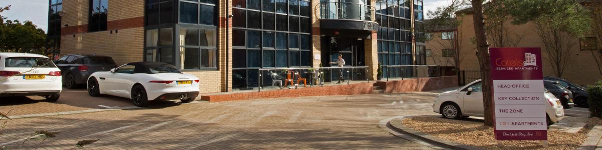 Cotels 7Zero1 Building opening